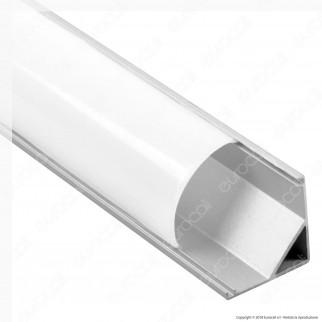 [EBAY] V-Tac VT-8109 4 Profili Angolari in Alluminio per Strisce LED - Lunghezza 2 metri - SKU 3353