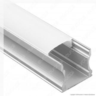 [EBAY] V-Tac VT-8110 4 Profili in Alluminio per Strisce LED - Lunghezza 2 metri - SKU 3354