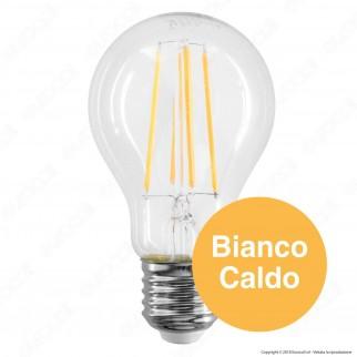 V-Tac PRO VT-256 Lampadina LED E27 6W Bulb A60 Chip Samsung - SKU 287