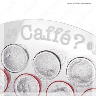 """Espositore Porta Capsule Nespresso in Plexiglass Mod. """"L"""""""