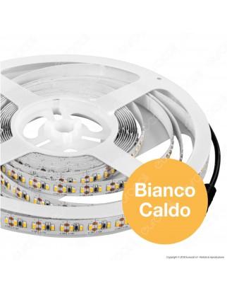 V-Tac VT-3014 Striscia LED 3014 Monocolore 204 LED/metro - Bobina da 5 metri - SKU 2404 / 2405 / 2403