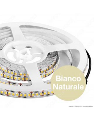 V-Tac Striscia LED 2835 Monocolore 204 LED/metro - Bobina da 5 metri - SKU 2461 / 2462 / 2463