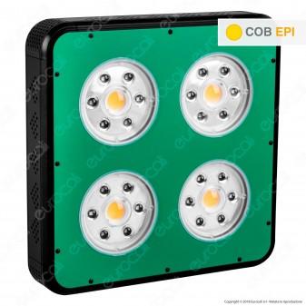Ortoled Basestar Total Agro Lampada LED 360W per Coltivazione Indoor Consumo Reale 240W