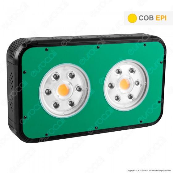 Ortoled Basestar Total Agro Lampada LED 180W per Coltivazione Indoor Consumo Reale 120W