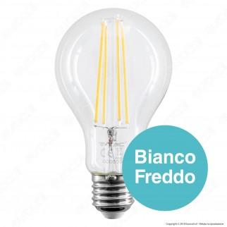 V-Tac VT-2133 Lampadina LED Filament E27 12,5W Bulb A70 - SKU 7458 - 7459 - 7460