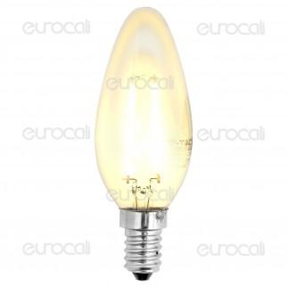 V-Tac VT-1856 Lampadina LED E14 2W Candela Filamento