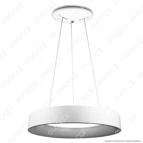 V-Tac VT-32-1 Lampada LED a Sospensione di Colore Bianco 30W - SKU 3995