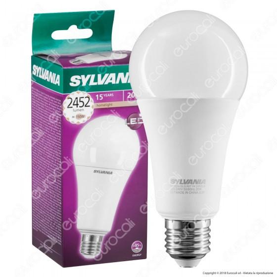 Sylvania ToLEDo GLS Lampadina LED E27 20W Bulb A67 - mod. 27901 / 27902 / 27903