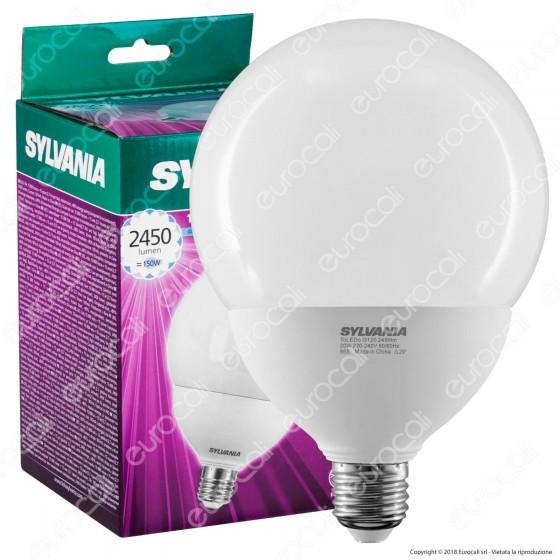 Sylvania ToLEDo Retro Lampadina LED E27 20W Globo G120 - mod. 0026902 / 0026903 / 0026904