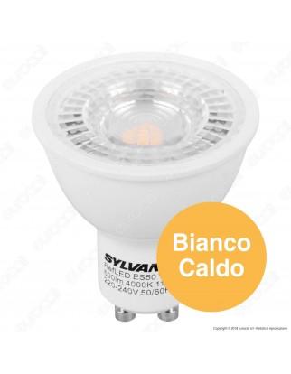 Sylvania RefLED Lampadina LED GU10 8W Faretto Spotlight 110° - mod. 27664 / 27665