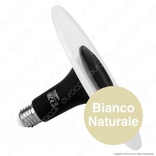 Sylvania ToLEDo Radiance Black Lampadina LED E27 10,5W Ufo Dimmerabile - mod. 29011 / 29012