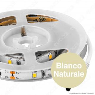 V-Tac VT-8082 Striscia LED 2,4W a Batteria con Sensore IP65 - SKU 2573 / 2574