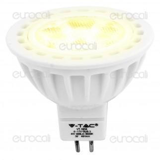 V-Tac VT-1834 Lampadina LED GU5.3 4W Faretto Spotlight