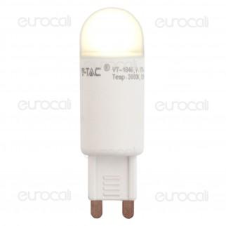 V-Tac VT-1846 Lampadina LED G9 2W Bulb - Blister 3 pz