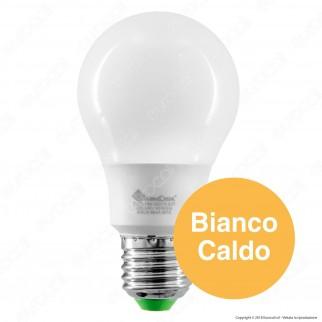 Marino Cristal Serie ECO Lampadina LED E27 10W Bulb A60 - mod. 21270 / 21271 / 21272