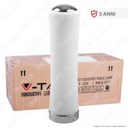V-TAC VT-7026 Lampada da Tavolo LED 18W Touch Dimmerabile - SKU 3975
