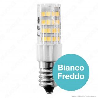 Imperia JD Ceramic Lampadina LED E14 5W Tubolare - mod. 6015155 / 6015162 / 6015179