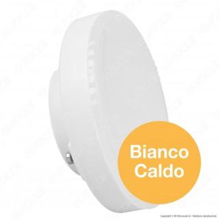 Marino Cristal Serie STD Lampadina LED GX53 7W Bulb Disc Dimmerabile - mod. 21530