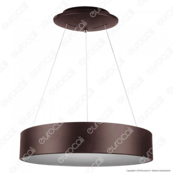 V-Tac VT-25-1 Lampada LED a Sospensione con Colorazione Caffè 25W - SKU 3994