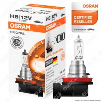 Osram Original Line - 1 Lampadina H8