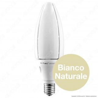 V-Tac VT-260 PRO Lampadina LED Olive Lamp E40 60W Chip Samsung - SKU 187 / 188