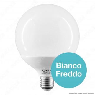 Qtech Lampadina LED E27 24W Globo G120 - mod. 90020052 / 90020053 / 90020054
