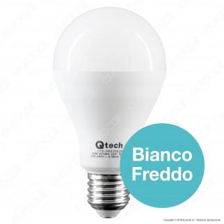 Qtech Lampadina LED E27 20W Bulb A70 - mod. 90020036 / 90020037 / 90020038