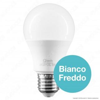 Qtech Lampadina LED E27 12W Bulb A60 - mod. 90020030 / 90020031 / 90020032