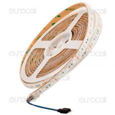 V-Tac Striscia LED 5050 Impermeabile Multicolore RGB - Bobina da 5 metri