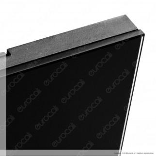V-Tac Smart VT-5003 Interruttore Touch Wi-Fi Colore Nero con 1 Tasto - SKU 8423