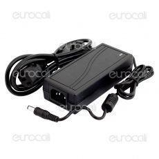 V-Tac Alimentatore 60W Plug&Play con Jack 2.1