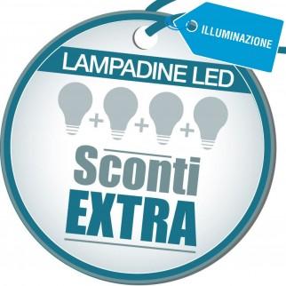 Extra Sconti per Utenti Registrati su Lampadine LED