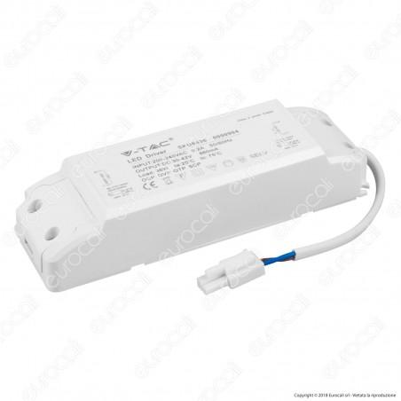V-Tac Driver per Pannelli LED 36W - SKU 6436