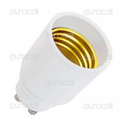Adattatore per Lampadine da E14 a GU10