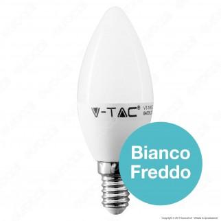 V-Tac VT-1855 Lampadina LED E14 5,5W Candela - SKU 42151 / 42411