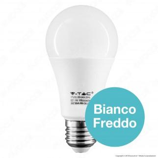 V-Tac PRO VT-212 Lampadina LED E27 11W Bulb A60 Chip Samsung - SKU 233