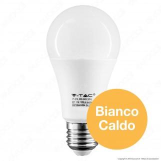 V-Tac PRO VT-212 Lampadina LED E27 11W Bulb A60 Chip Samsung - SKU 231 / 232 / 233
