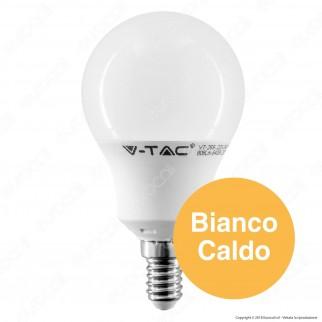 V-Tac PRO VT-269 Lampadina LED E14 9W Bulb A60 Chip Samsung - SKU 114 / 115 / 116