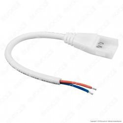 V-Tac Cavo di Alimentazione con Connettore per LED NeonFlex - SKU 2565