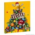 M&M's & Friends Calendario dell'Avvento - Confezione da 361g [TERMINATO]