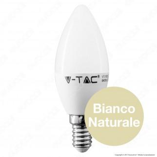 V-Tac VT-1855 Lampadina LED E14 5,5W Candela - SKU 42151 / 42581 / 42411