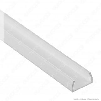 V-Tac Profilo in Plastica per LED Neon StripLight - SKU 2571