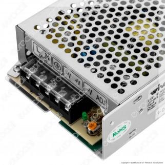 Wiva Alimentatore 50W Per Uso Interno a 1 Uscita con Morsetti a Vite - mod. 61300004