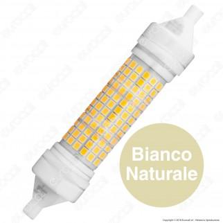 Wiva Lampadina LED R7s L118 22W Bulb Tubolare - mod. 12100606 / 12100607