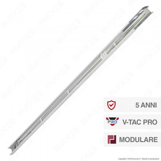 V-Tac PRO Linear Track Trunking Module Prolunga per Track Light - SKU 1451
