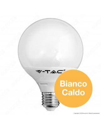 V-Tac VT-1893 Lampadina LED E27 10W Globo G95 - SKU 4276 / 4277 / 4278