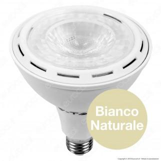 V-Tac VT-1216 Lampadina LED E27 15W Bulb Par Lamp PAR38 - SKU 4269 / 4270 / 4271