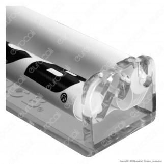 Ocb Rollatore Crystal Slim King Size per Cartine Lunghe