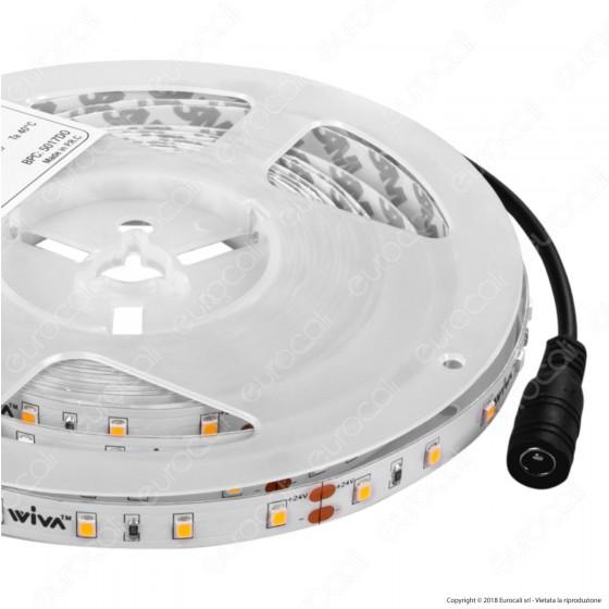 Wiva Striscia LED 2835 Monocolore 60 LED/metro - Bobina da 5 metri - mod. 41700038 / 41700039 / 41700043