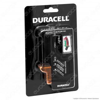 Duracell Tester Universale per Batterie Alcaline e Ricaricabili